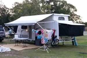2009 Jayco Mount Tyson Toowoomba Surrounds Preview