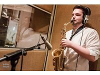 Professional Saxophone and Music Theory Lessons in Suffolk, Essex, Kent, and London (can travel)