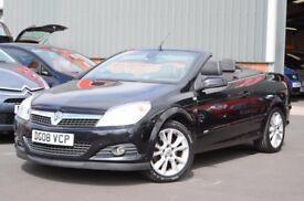 Vauxhall Astra Sport 2008 Convertible - Diesel