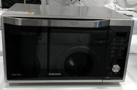 b354 black and stainless steel samsung smart oven new with full manufacturer warranty