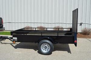 Utility Trailers - Best Prices, 5 Year Structural Warranty! High Quality, Steel, Canadian Made Utility Trailer!