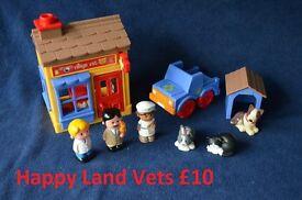 Happy Land Vets