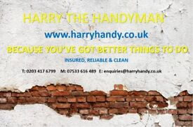 Harry Handy - The Handyman