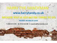 Harry Handy - The Handyman