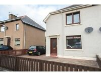 32 dunain road, 2 bedroom, driveway, large secure garden with decking