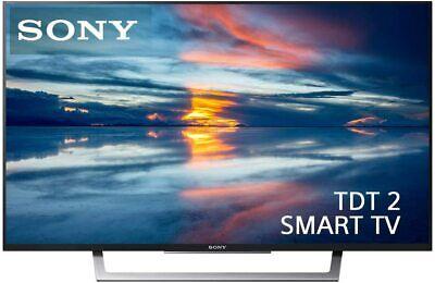 """SMART TV SONY KDL32WD753 32"""" FULL HD LED WIFI NERO TELEVISIONE ESPOSIZIONE NUOVA"""