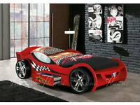 Racecar children's bed(credit/ debit cards accepted)FREE DELIVERY