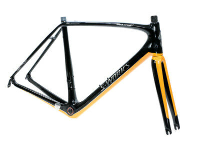 Used, S-WORKS McLaren Tarmac Limited Edition Frameset 52cm LE NEW in Box #151/250  for sale  Milwaukee