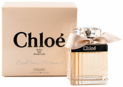 Chloe Perfume by Chloe 2.5 oz EDP Spray for Women Brand * New in Box * Authentic