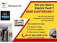 Certified Electrician ( TRIP ELECTRIC LTD )
