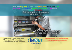 Photocopier Service repairs Sydney Businesses and offices