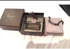 Gucci Bracelet - Diamontissima Silver