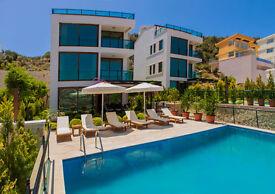 Luxury 4 bedroom Villa to rent in Kisla, Kalkan, Turkey