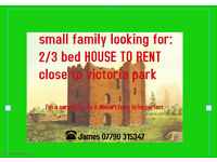 WANTED TO RENT;2/3 BED HOUSE IN SOUTH BRISTOL