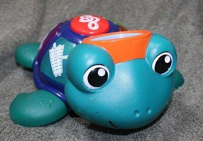 Baby Einstein Neptune Ocean Orchestra Musical Turtle Developmental Toy