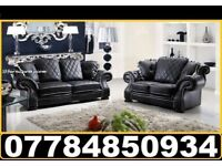 3+2 sofa brand new leather
