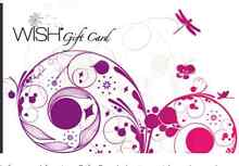Wish gift card $500 balance New Farm Brisbane North East Preview