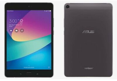 ASUS ZenPad Z8S P00J 16GB Wi-Fi + 4G (Verizon) 7.9in Gray Tablet Zen Pad