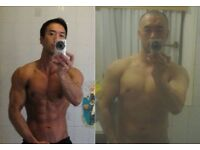 Mobile Personal Trainer/£25-£30 per sesh/Quick Transformation/ 7 day food plan/Online Daily coaching