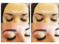 Semi-permanent make up (hair strokes eyebrows tattoo or eyeliner from £99)