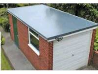 S & D Roofing Solutions trusted GRP (Fibreglass) flat roofing specialists.