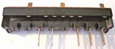 Kitchenaid USA Quiet Scrub Dishwasher 5 Push Button Control Unit 9741520 Ark-Les