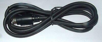 150 1.2m S-video lead with 4 pin mini din plugs SVHS wholesale cable minidin