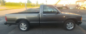 Chevrolet s10 1993 Injection