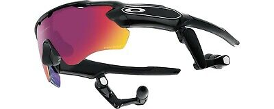 Oakley Radar Pace Sunglasses w/Bluetooth Trainer & Prizm Road (2 Lenses) for sale  Shipping to India