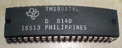 T.i. Tms9927nl Crt Controller - Nos - Vintage