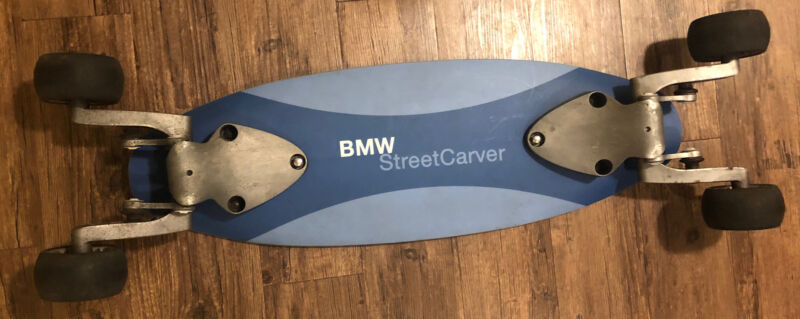 BMW STREET CARVER SKATEBOARD