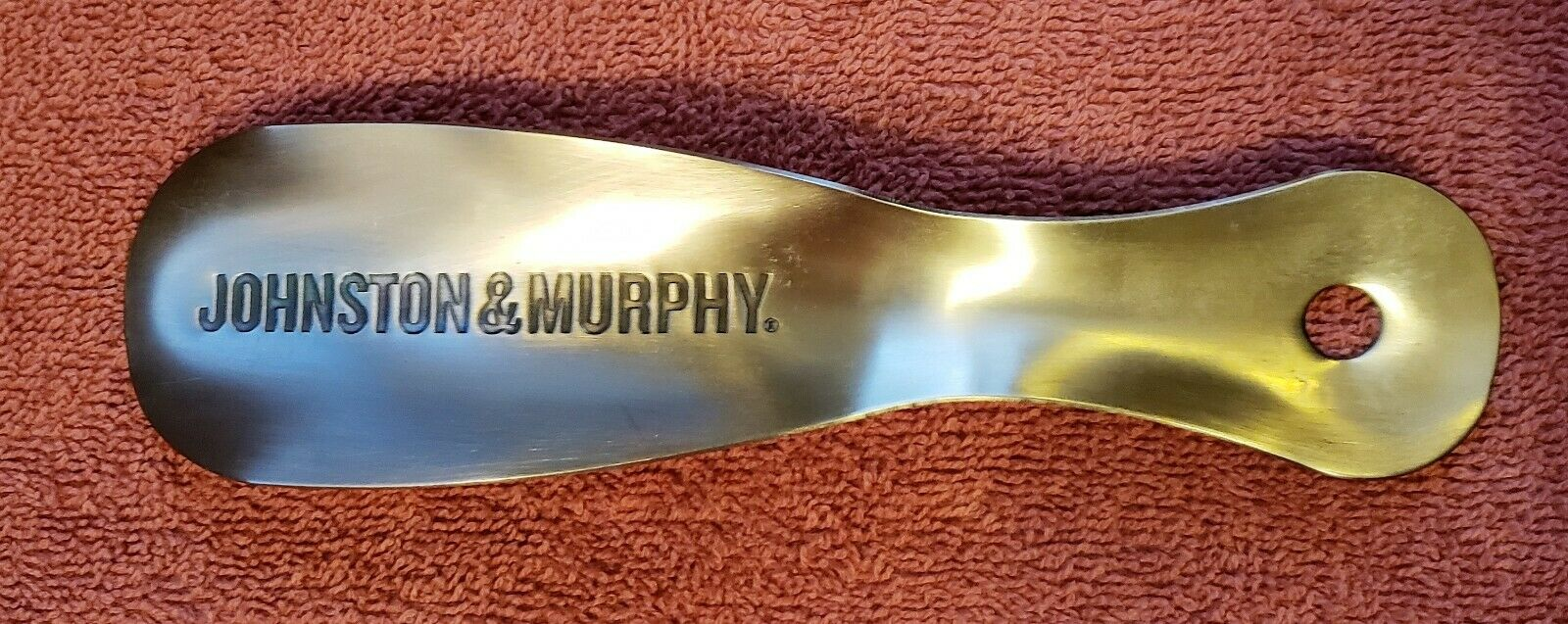 "JOHNSTON & MURPHY Shoe Horn  Pro Fitter 7 1/4"" 930185"