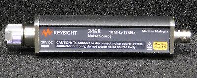 Keysight 346b Noise Source 10mhz To 18ghz 15db Enr Nominal