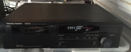 Harman Kardon TD4200 Stereo Cassette Player Stanhope Gardens Blacktown Area Preview