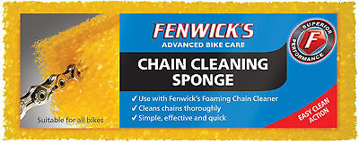 Bike Chain Cleaning Sponge Highly Durable And Cost Effective by Fenwicks