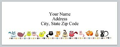 Personalized Address Labels Cats Cats Cats Buy 3 Get 1 Free Bx 207