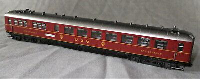 TRIX 23336, DB Schürzenwagen H0, DSG. Speisewagen Rheingold,