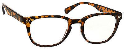 Braune Schildpatt Kurzsichtigkeit Entfernung Brille Herren Frauen UVMR014 (Entfernung Brille Frauen)