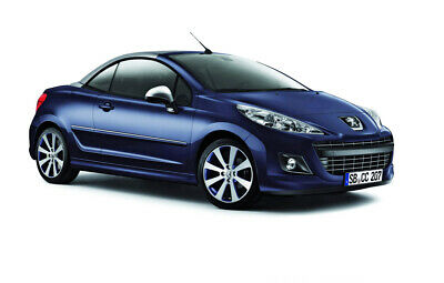 Peugeot 207 CC Limited Edition