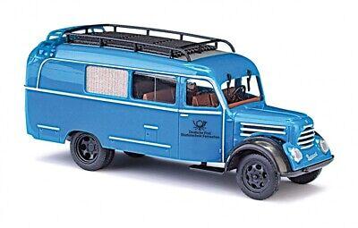 Busch  Robur Garant K 30, Blaue Post Spur H0 online kaufen