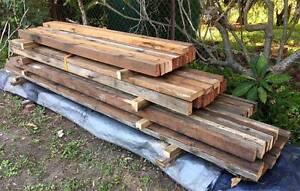 Hardwood 4x2 inch rough sawn Darra Brisbane South West Preview