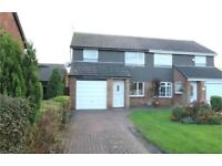 3 Bedroom Semi-Detatched House situated in Portrush Close, Usworth, Washington
