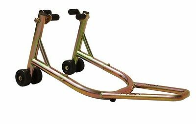 Used, T-Rex Racing Gold Galvinized Front Motorcycle Stand V for sale  Dallas