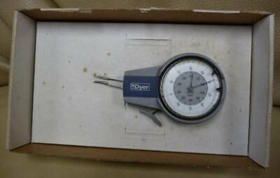 "9711 Starrett Radius Gage Gauge Kit S167D S167 D 1//32/"" to 1//2/"" NOS w// box"