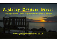 Luxury Caravan Rental at Lydstep Beach Tenby (Pembrokeshire, West Wales)