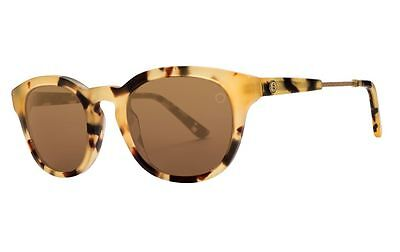 2015 NIB MENS ELECTRIC TXOKO SUNGLASSES $350 ONE matte spotted tort UVprotection