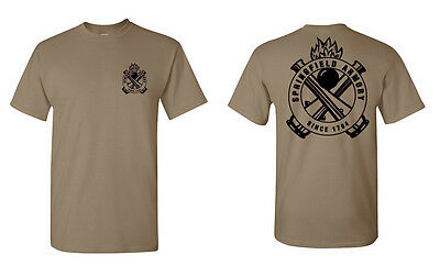 Springfield Armory Firearm 2Nd Amendment Military  Weapons T Shirt Graphic Guns