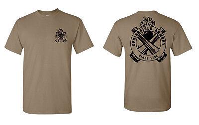 Springfield Armory Firearm 2Nd Amendment Military  Weapons T Shirt Graphic Guns