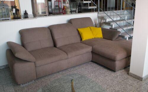 Sofa Couch Sitzmöbel Wohnzimmer Braun Stauraum In Bayern