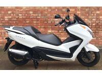 Honda Forza 300cc (65 REG), Excellent condition, Low Mileage